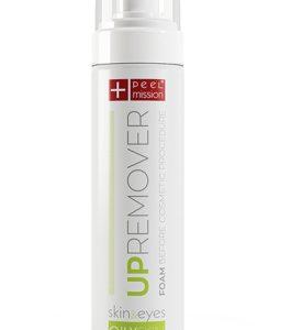 UpRemover foam: почистваща пяна за мазна/смесен тип кожа (200 мл.)