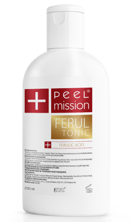 Peel mission Ferul tonic