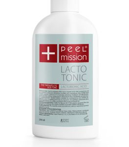 Peel mission lacto tonic