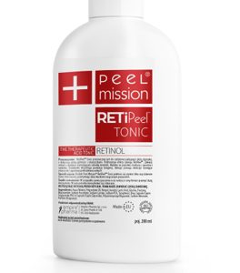 Peel mission reti peel tonic