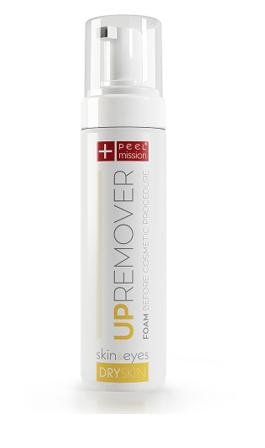 UpRemover foam - почистваща пяна за суха кожа (200 мл.)